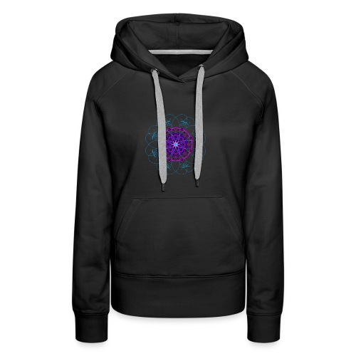 Dreamy Designs Shirt 1 - Women's Premium Hoodie