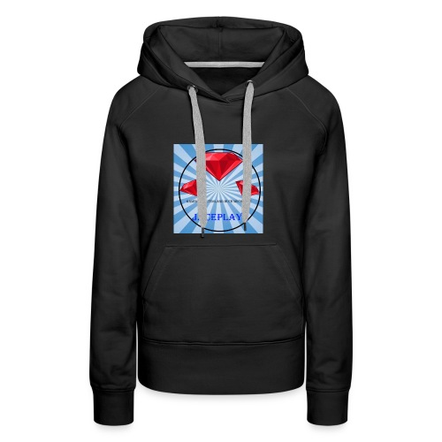 The official JacePlayzYT Shirt - Women's Premium Hoodie