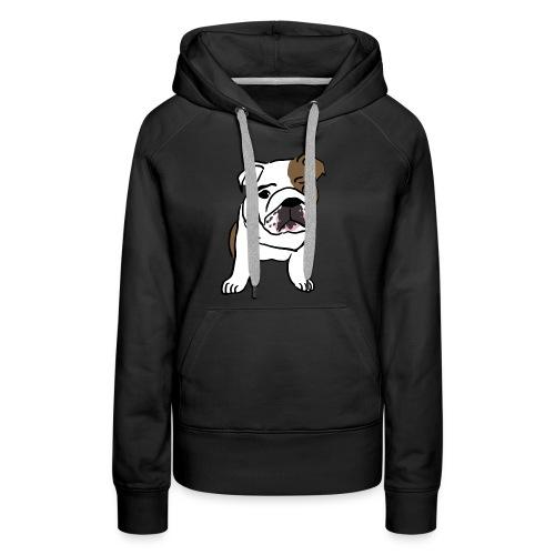 Cute Pug - Women's Premium Hoodie