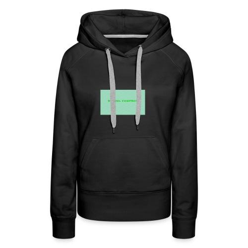 Raydel Compres Green T-Shirt - Women's Premium Hoodie