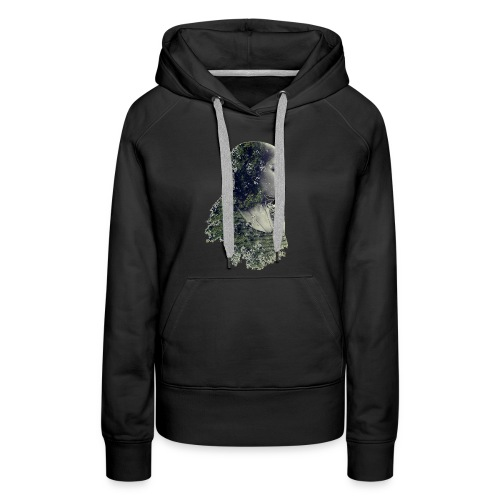 Woman Forest - Save the forest - Women's Premium Hoodie
