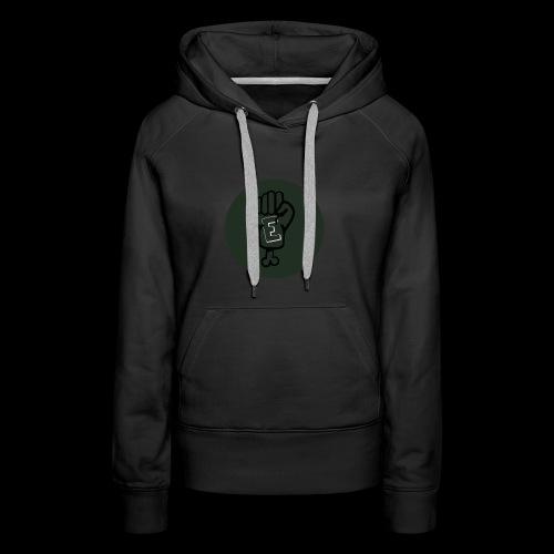 Eddies official youtube shirt - Women's Premium Hoodie