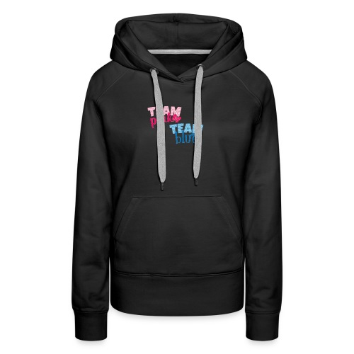 which team - Women's Premium Hoodie