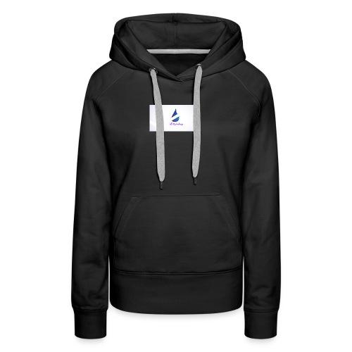 i8 Raindrop - Women's Premium Hoodie