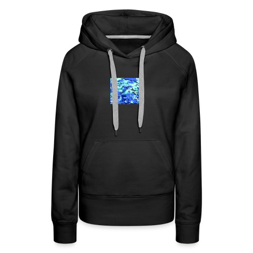 MTP Blue shop preview - Women's Premium Hoodie
