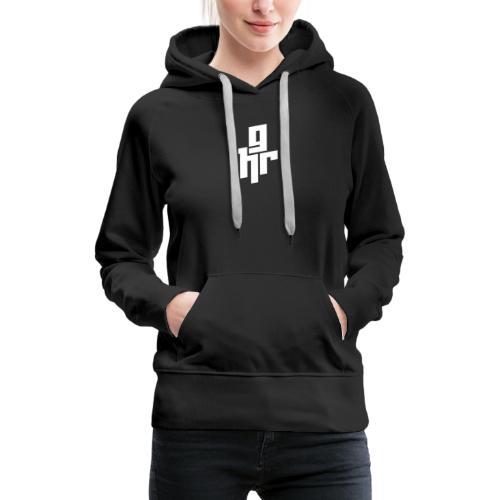 Monogram - Women's Premium Hoodie