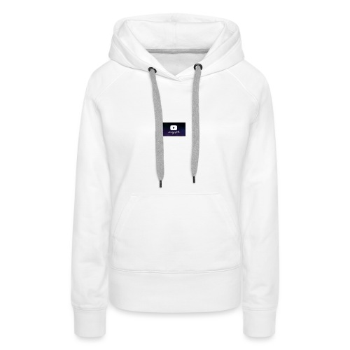 my life is youtube poster - Women's Premium Hoodie