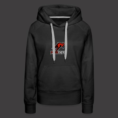 RedOpz Basic - Women's Premium Hoodie