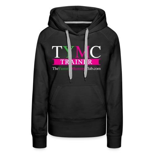 TYMC Trainer - Women's Premium Hoodie