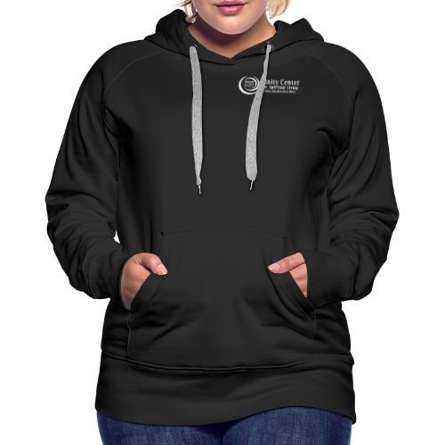 tcsllogowhitenobackground - Women's Premium Hoodie