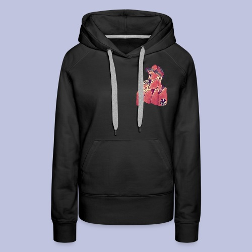 The Break Up (icon) - Women's Premium Hoodie