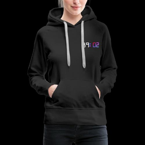 8902 - Women's Premium Hoodie