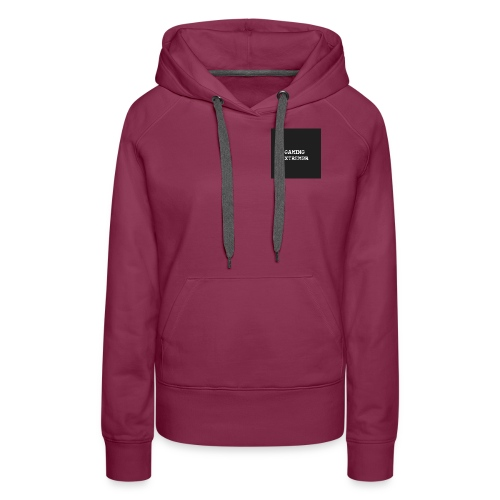 Gaming XtremBr shirt and acesories - Women's Premium Hoodie