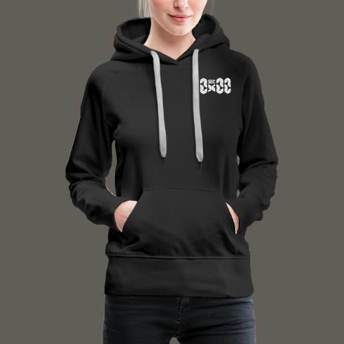 0x00sec Compact - Women's Premium Hoodie