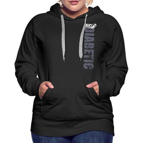 Proud Diabetic - Women's Premium Hoodie