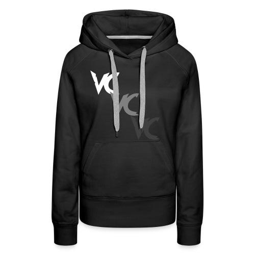 V3L0C1TY Logo Mugs & Drinkware - Women's Premium Hoodie