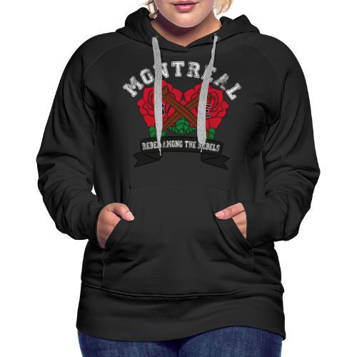 MONTREAL SXE - Women's Premium Hoodie