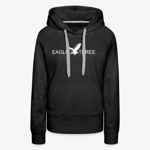 EAGLE THREE APPAREL - Women's Premium Hoodie