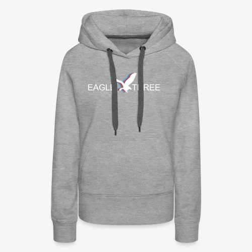 EAGLE THREE APPAREL - Women's Premium Hoodie