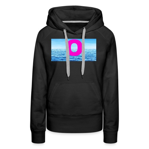 ocean - Women's Premium Hoodie