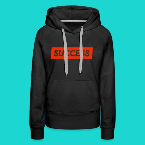 Success - Women's Premium Hoodie