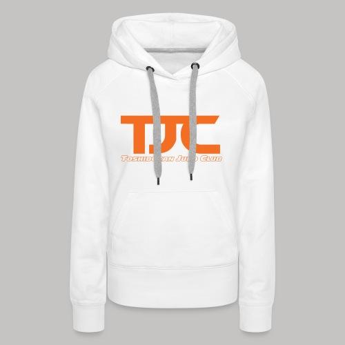 TJCorangeBASIC - Women's Premium Hoodie