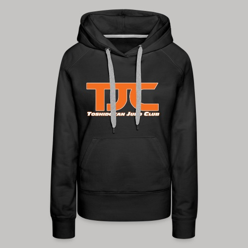 TJCorangeBASIC - Women's Premium Hoodie