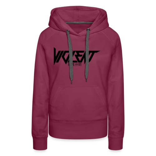 Violent B Apparel - Women's Premium Hoodie
