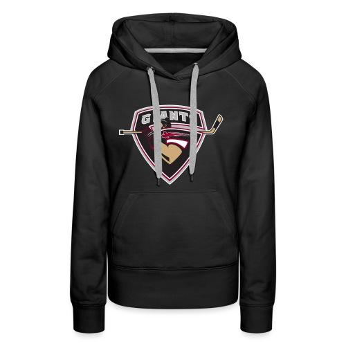 1200px Vancouver Giants Logo svg - Women's Premium Hoodie