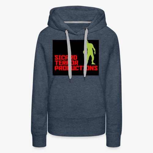 Sicard Terror Productions Merchandise - Women's Premium Hoodie