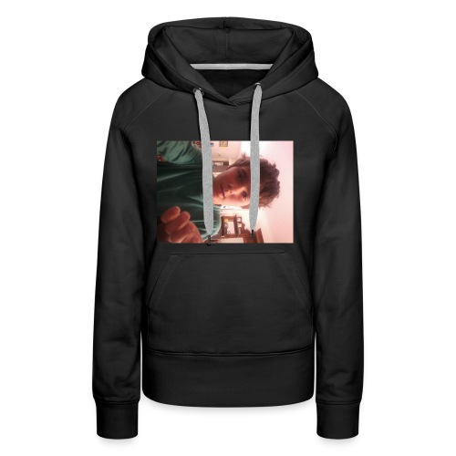 Toby and friends first merch - Women's Premium Hoodie