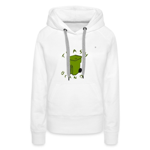 Trash brand - Women's Premium Hoodie