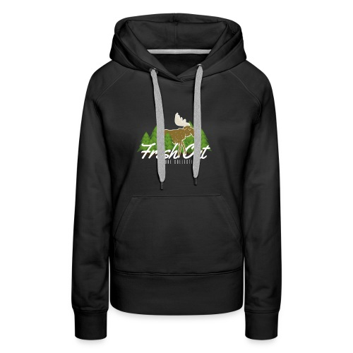 Fresh Out Nature Collection - Women's Premium Hoodie