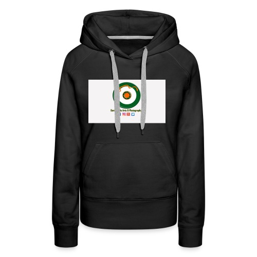 David Doyle Arts & Photography Logo - Women's Premium Hoodie