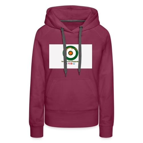 David Doyle Arts & Photography Logo - Women's Premium Hoodie