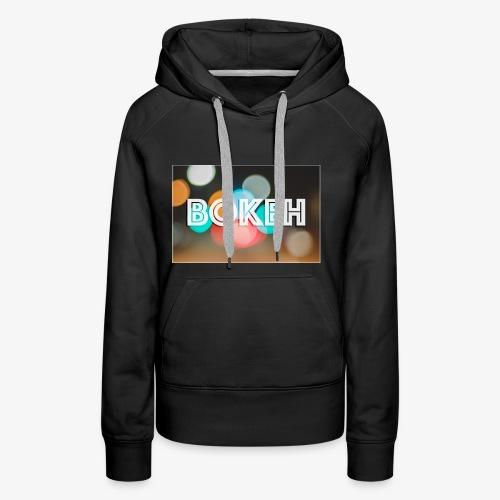 BOKEH - Women's Premium Hoodie