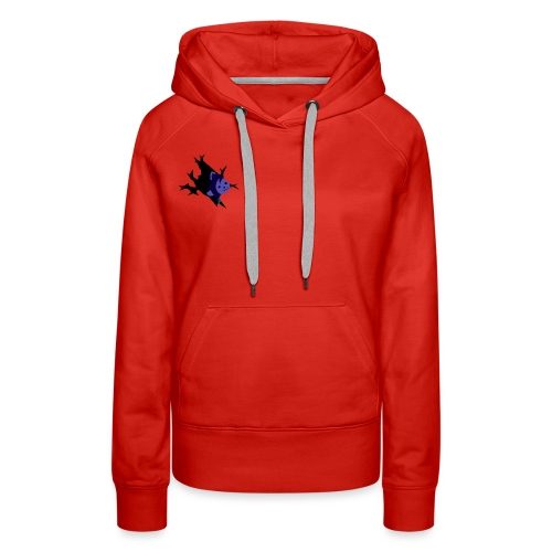 Feeling of Being Watched Collection - Women's Premium Hoodie