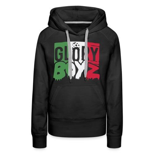 Glory Boyz Italy - Women's Premium Hoodie