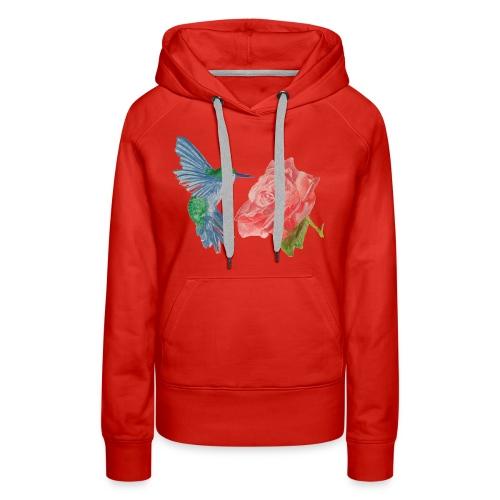 Hummingbird - Women's Premium Hoodie