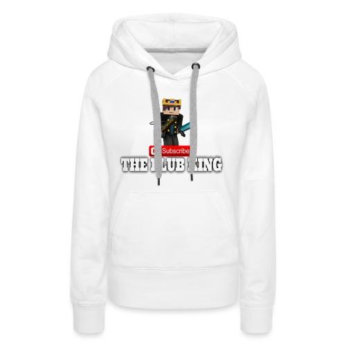 Flub King Gaming!!! - Women's Premium Hoodie