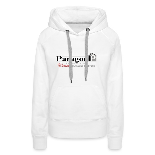 Shop Paragon Investment Partners Gear - Women's Premium Hoodie