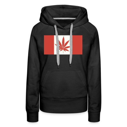 Canada 420 - Women's Premium Hoodie