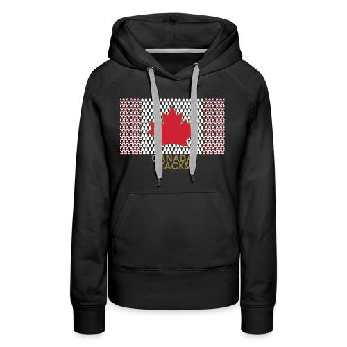 Canada Stacks - Women's Premium Hoodie