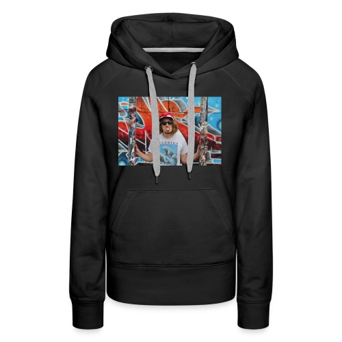 The Graffiti Collection - Women's Premium Hoodie