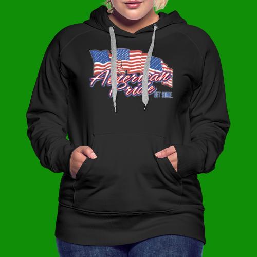 American Pride - Women's Premium Hoodie