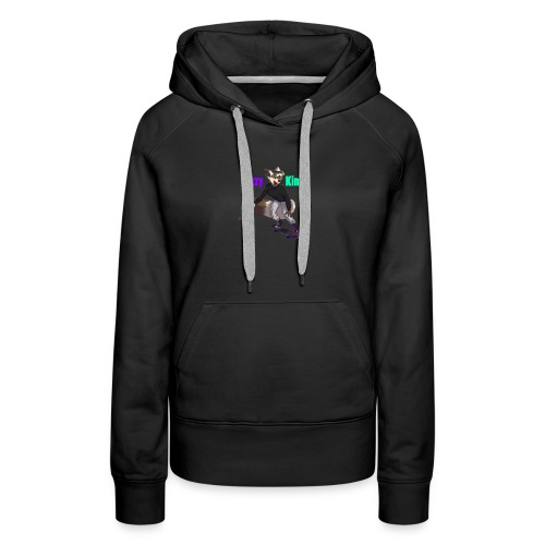 FizzyKins Design #1 - Women's Premium Hoodie