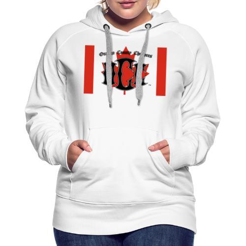 OCC Canada - Women's Premium Hoodie