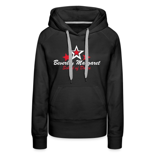on black - Women's Premium Hoodie