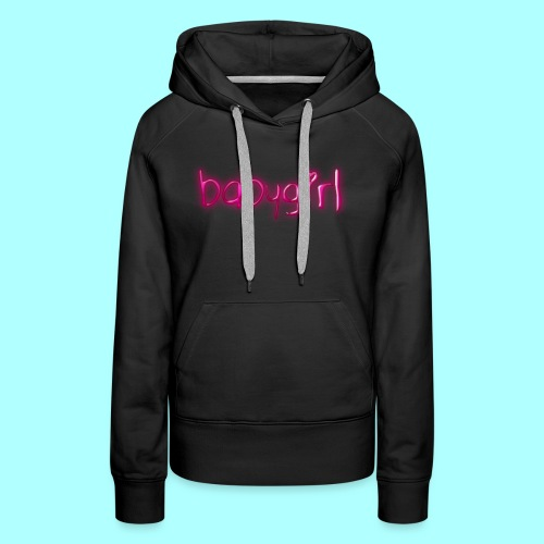 babygirl - Women's Premium Hoodie