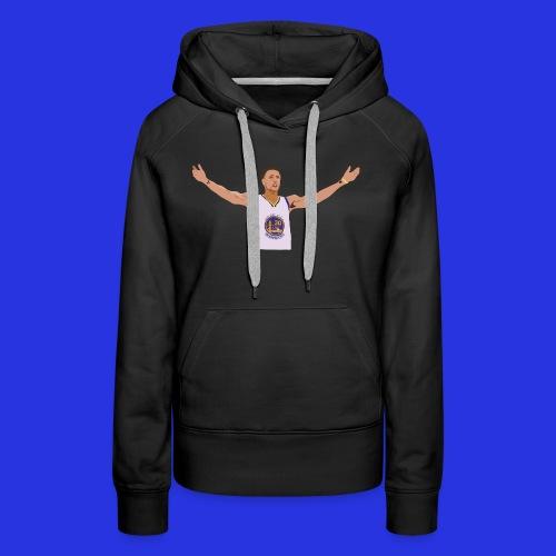 Steph Curry - Women's Premium Hoodie